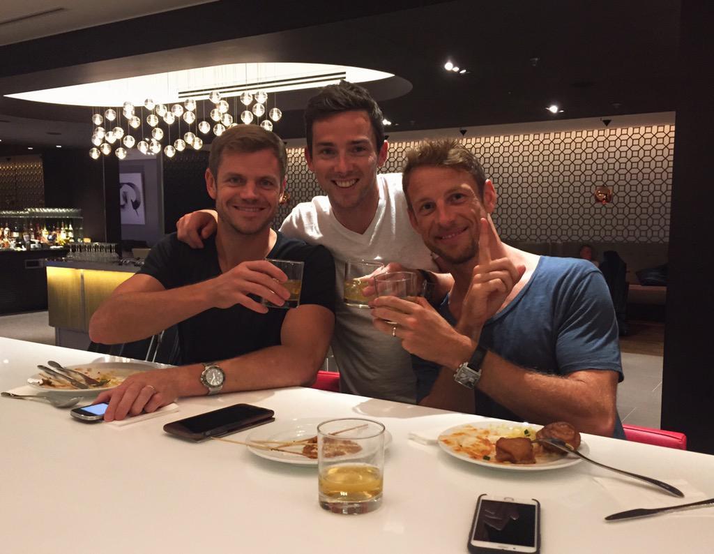 Congratulations @al_buncombe @KATSUMASA_CHIYO @WolfgangReip #Champions Cheers boys! @BlancpainGT http://t.co/fwEclU4Bev