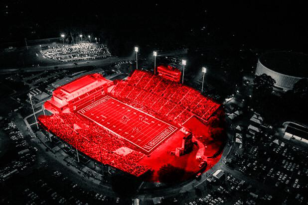 RED OUT  this Saturday vs FIU at The Joe!