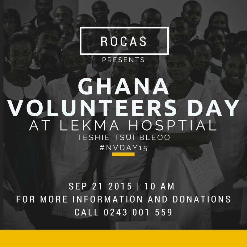 Wana b part of #NVDay15 ? Join @asrotaract @ Lekma hosp 2moro 2 assist d nurses on Ward rounds n donate to d children http://t.co/WaMdXgpKJN