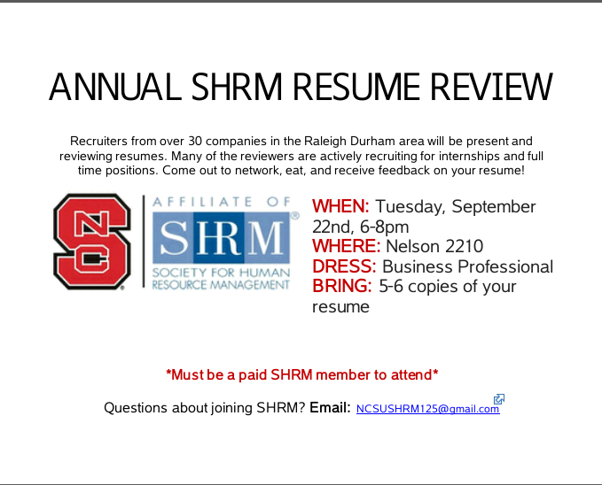ncsu resume review 28 images general bill of sale form free