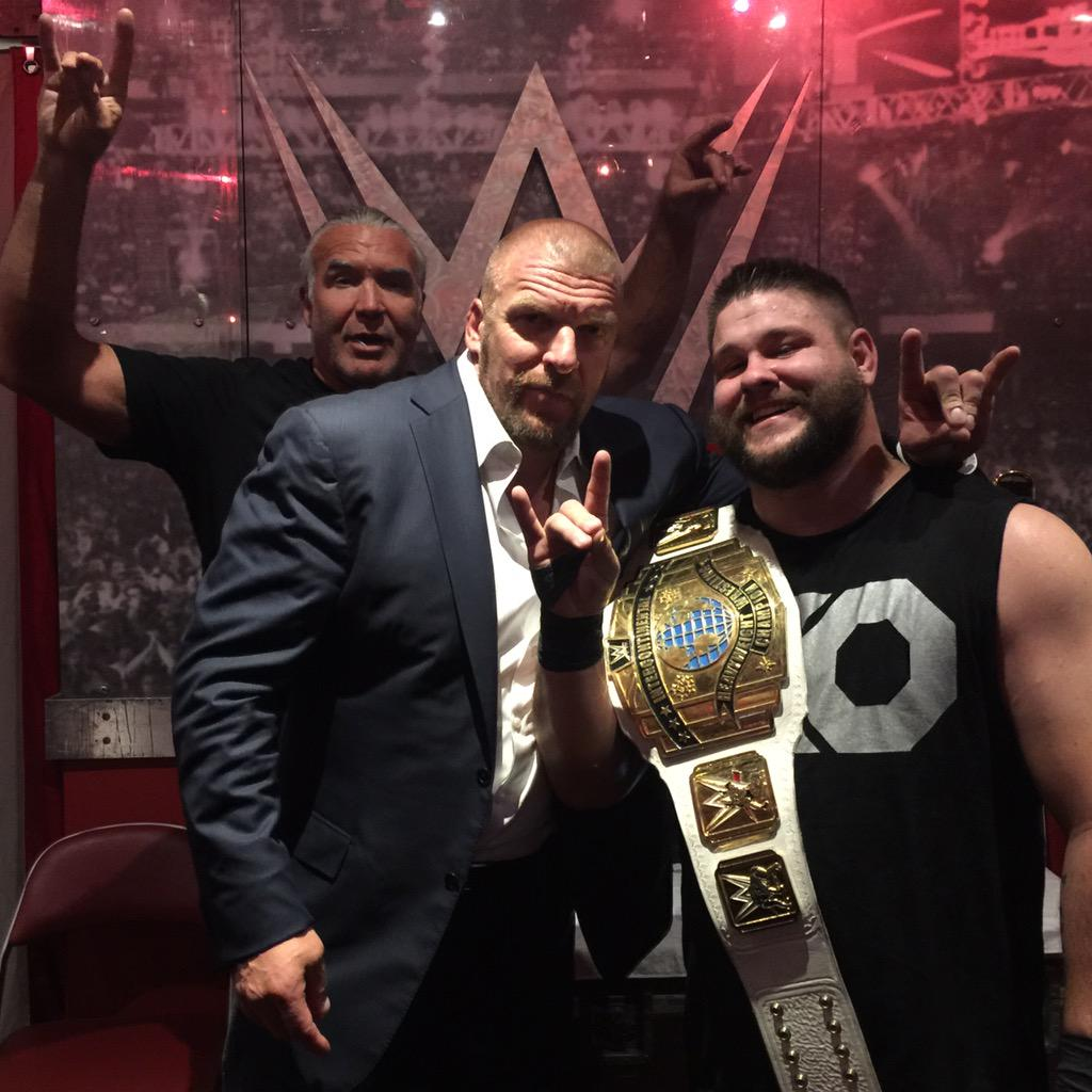 "Latest News Update Hhh: Triple H On Twitter: ""...and Thanks For The Photobomb"