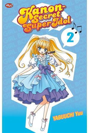 Toko Buku Togamas On Twitter KANON SECRET SUPER IDOL 02 T