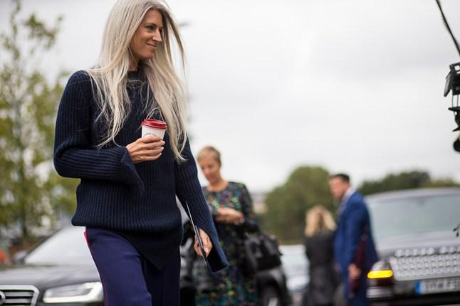 Fashion Five best street style trends from #LFW – What London's ...