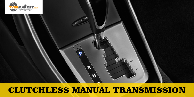 Clutchless Manual Transmission