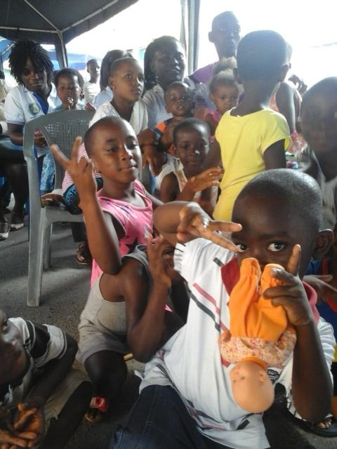 Happy kids #NVDay15 #CapeCoast http://t.co/woQC4QGos8