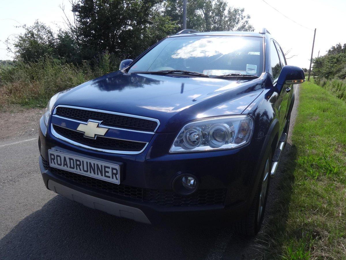 Uk Roadrunner On Twitter Chevrolet Captiva From 8000 Cif Msa