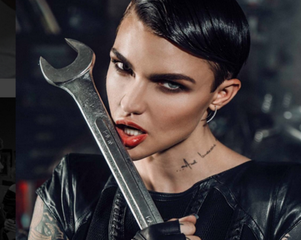 Resident Evil The Final Chapter Ruby Rose: OITNB's Ruby Rose Lands Resident Evil: The Final Chapter