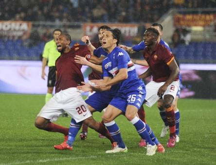 Sampdoria-Roma RojaDirecta come vedere Streaming Gratis