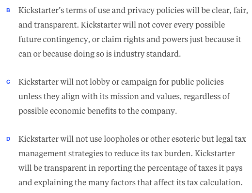 some key text from @kickstarter's new corp charter https://t.co/IdvQDZ23n1 http://t.co/E97TitJyrj