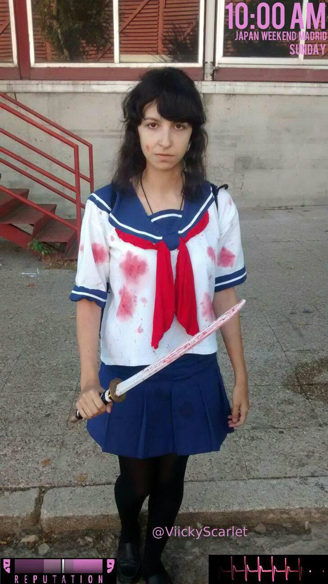 Cosplay Yandere Chan