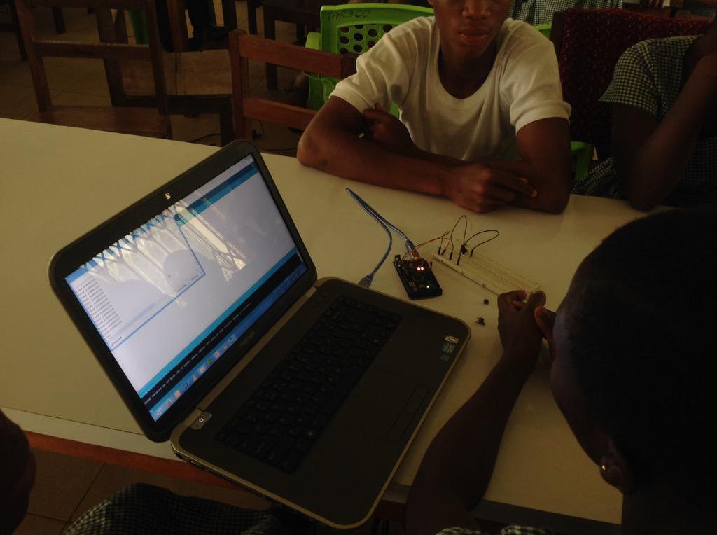 #arduinotech #wecode #nvday15 http://t.co/LuWVbvZGQs