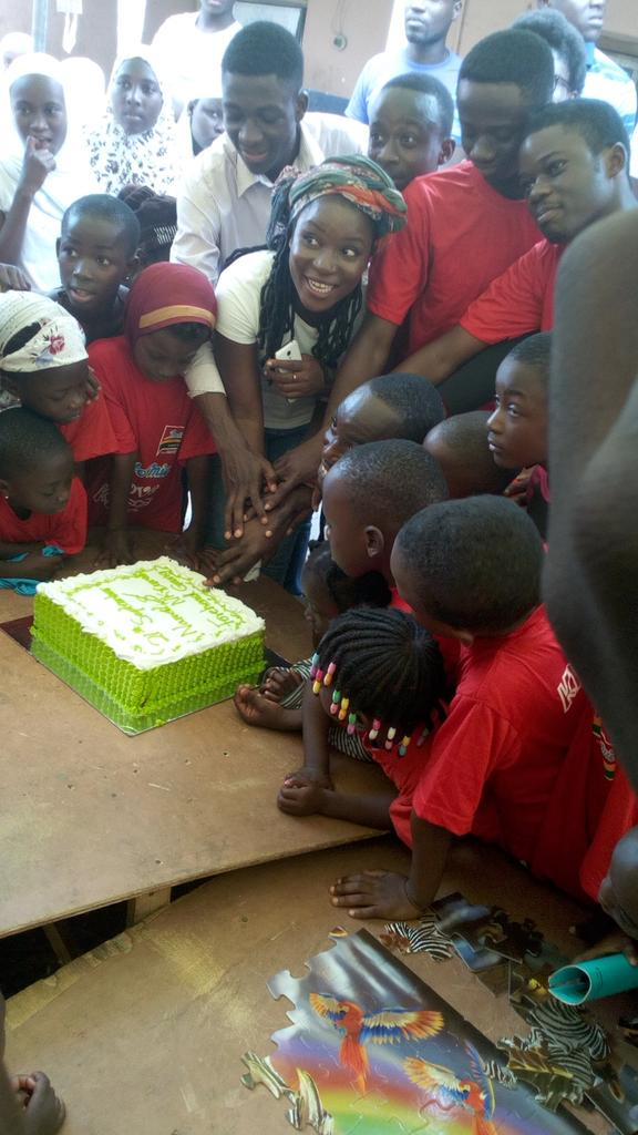 It's cake time @naa_ameley happy birthday  #NVDay15  @Andrewtetteh7  @volunteeringh http://t.co/Y4g5BNxThZ
