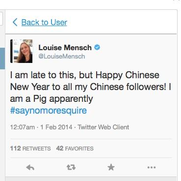@LouiseMensch I think that was you! #piggate http://t.co/M0dcBTAzWC