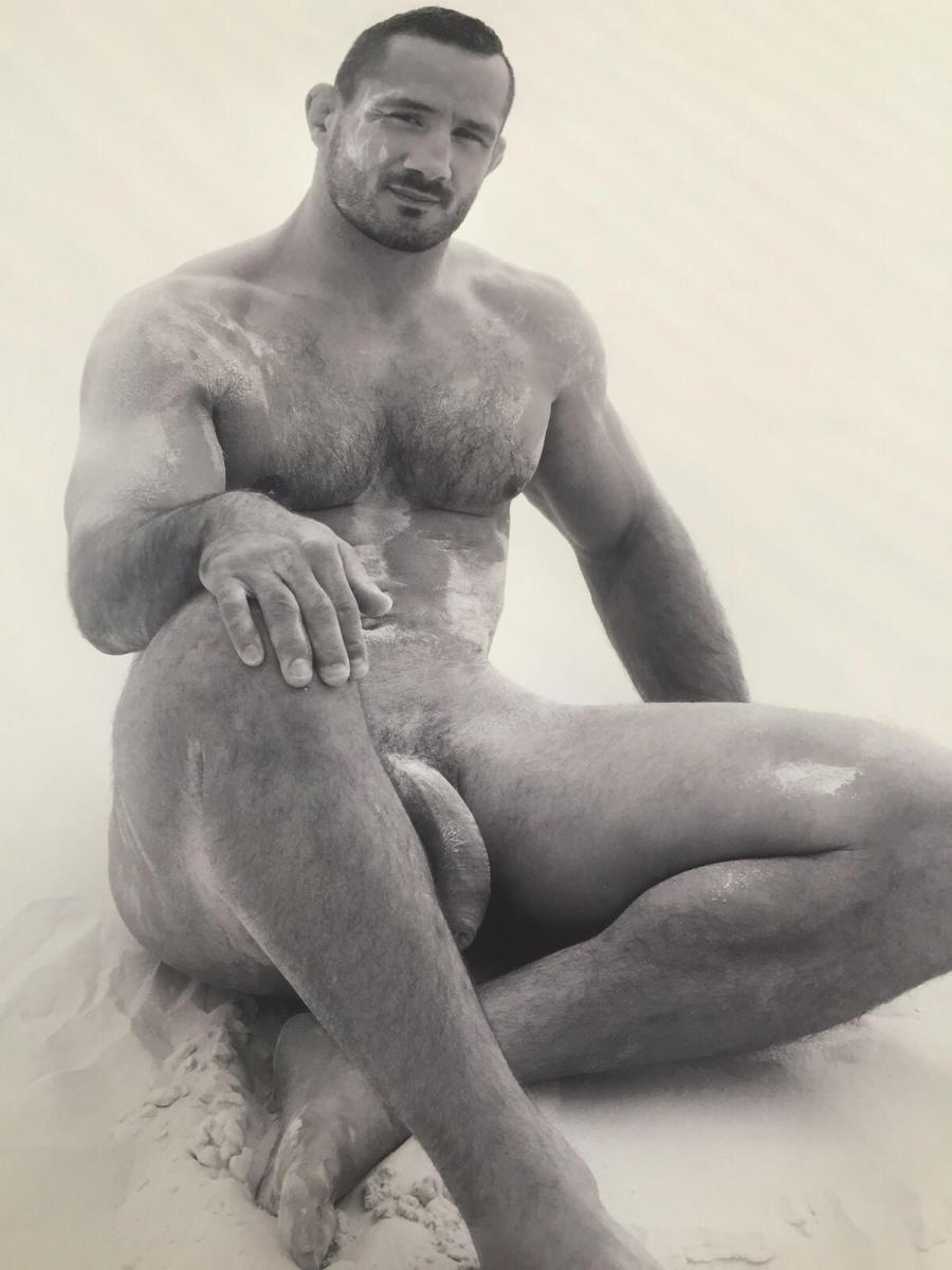 Nude male sport stars
