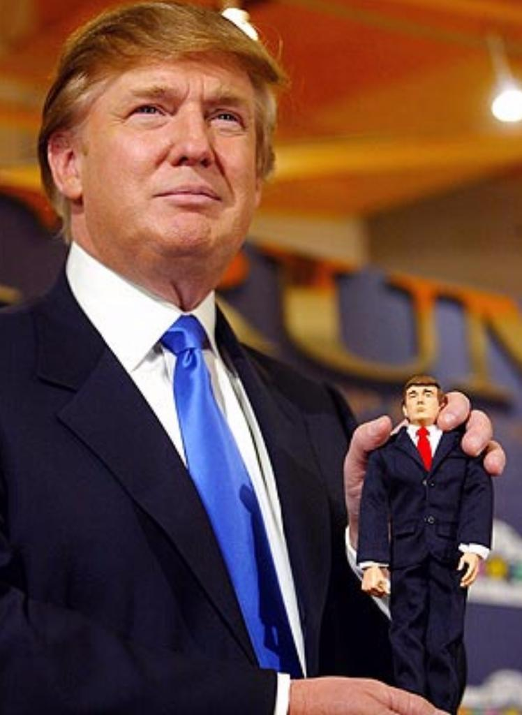 #AskTrump can you show me on this doll where ignorant socialist touched you? http://t.co/UVbeEMwTWi