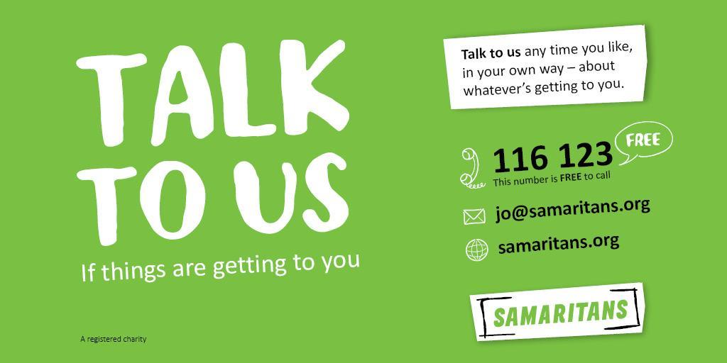 Talk To Us 116 123