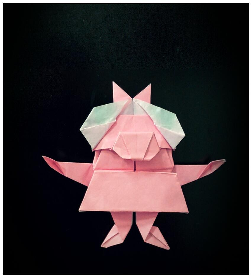 ORIGAMI TREASURE CHEST (Robin Glynn) - Remake - YouTube | 938x852