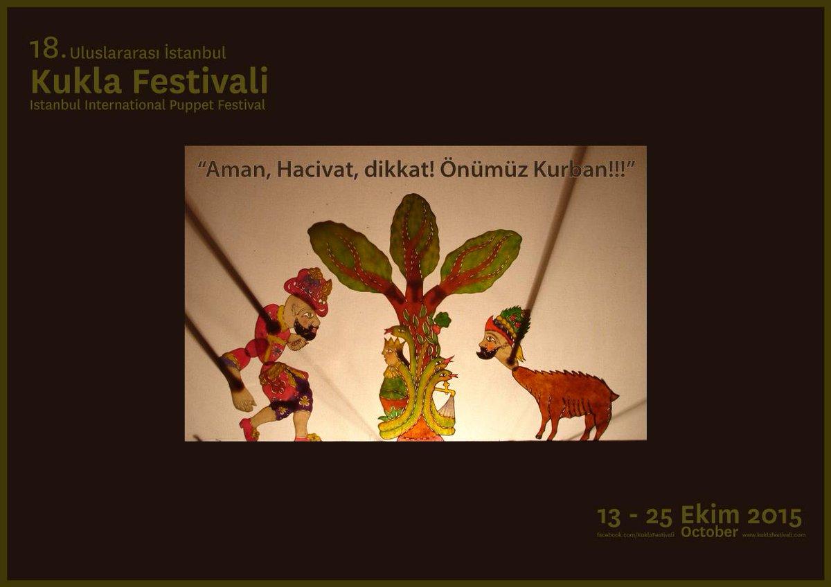 18. İstanbul Kukla Festivali Programı 42