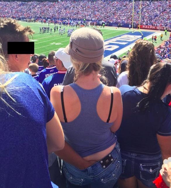 Girls fingering their ass