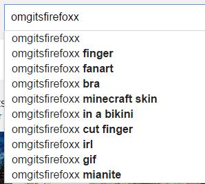 Omgitsfirefoxx in a bikini
