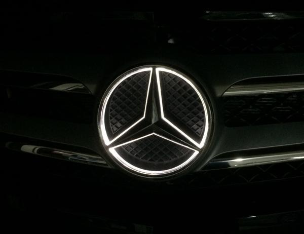Mercedes Benz Usaㅤ On Twitter The Illuminated Star See More