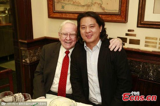 Lunch with Warren Buffett? 'Absolutely worth it,' says Chinese businessman who paid $2.34 M. http://t.co/qQQNqOhuHZ http://t.co/OooWpF1ryj