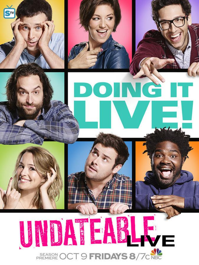 Undateable - Season 3 (2015)