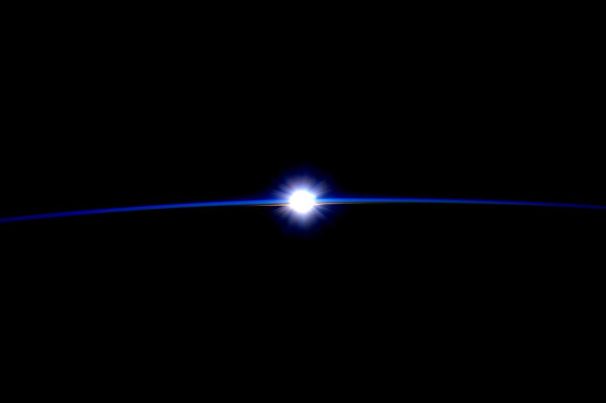 """Scott Kelly on Twitter: """"Day 178. Going out on a blue ..."""