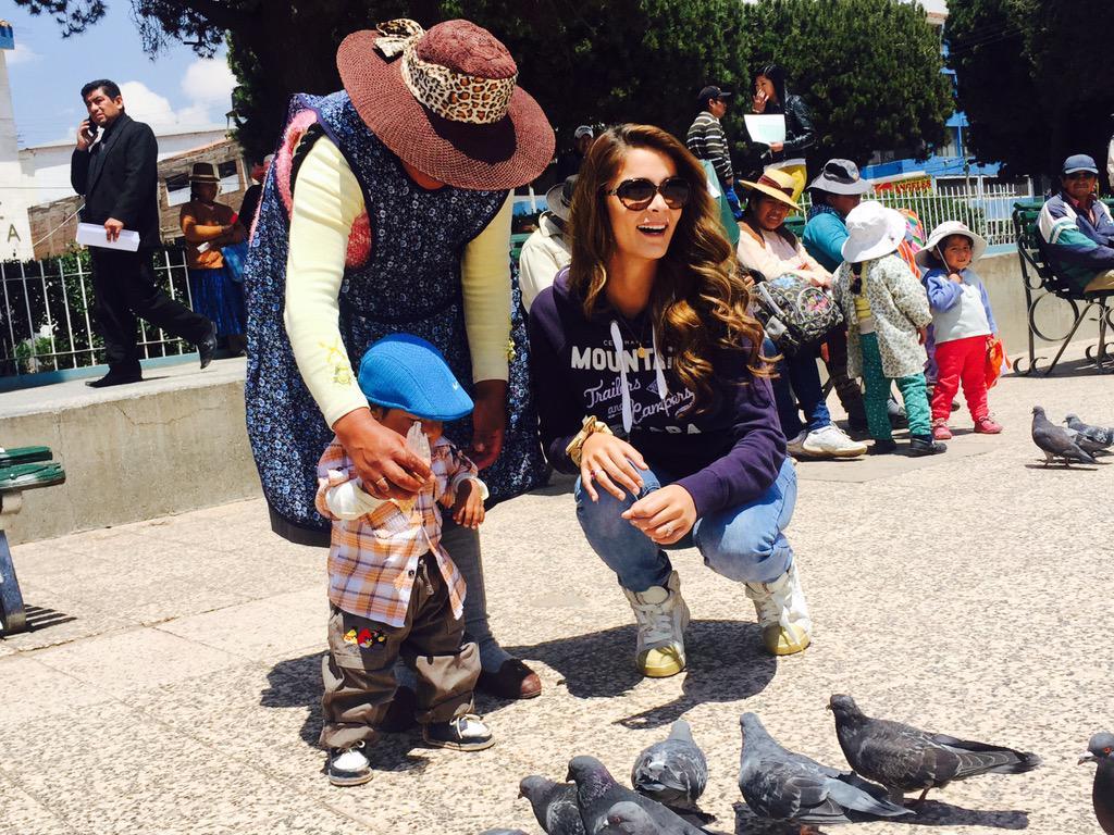 LAURA SPOYA para la elección de miss Juliaca 2015 CPeN5ntWgAAtTTs