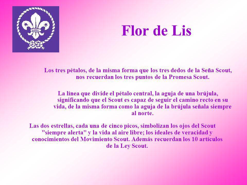 Scout Chevere On Twitter El Significado De La Flor De Lis Scout