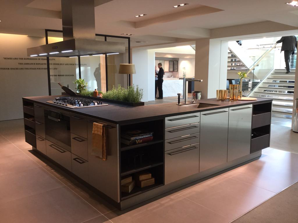 Siematic uk on twitter siematic mow house fair kitchen for Siematic kitchen design