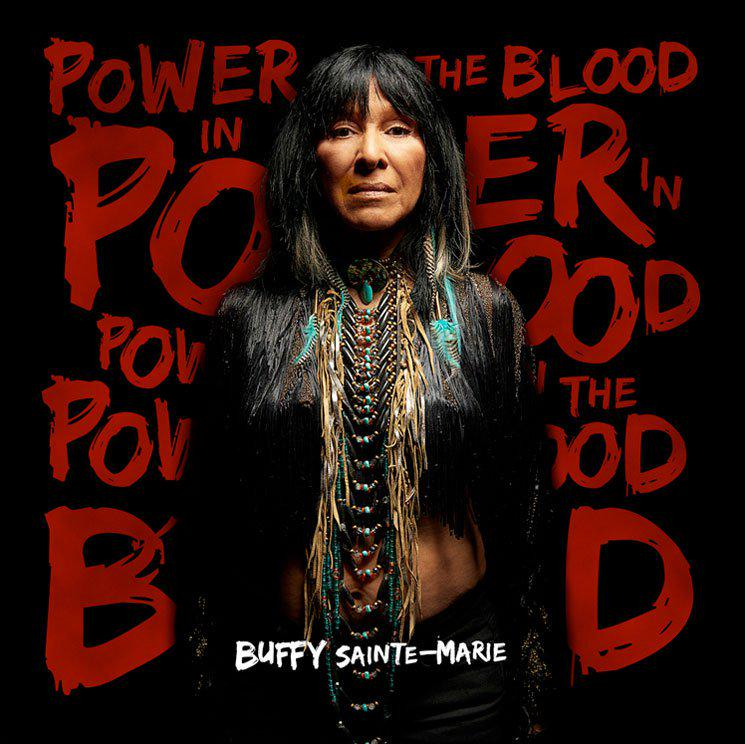 .@BuffySteMarie has won the 2015 Polaris Music Prize.  http://t.co/Gzenvp8fTa http://t.co/2A4jDL3dNg