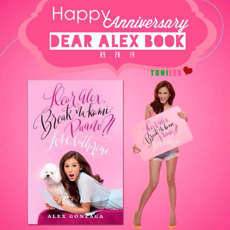 Dear Alex Break Na Kami Paano Ebook