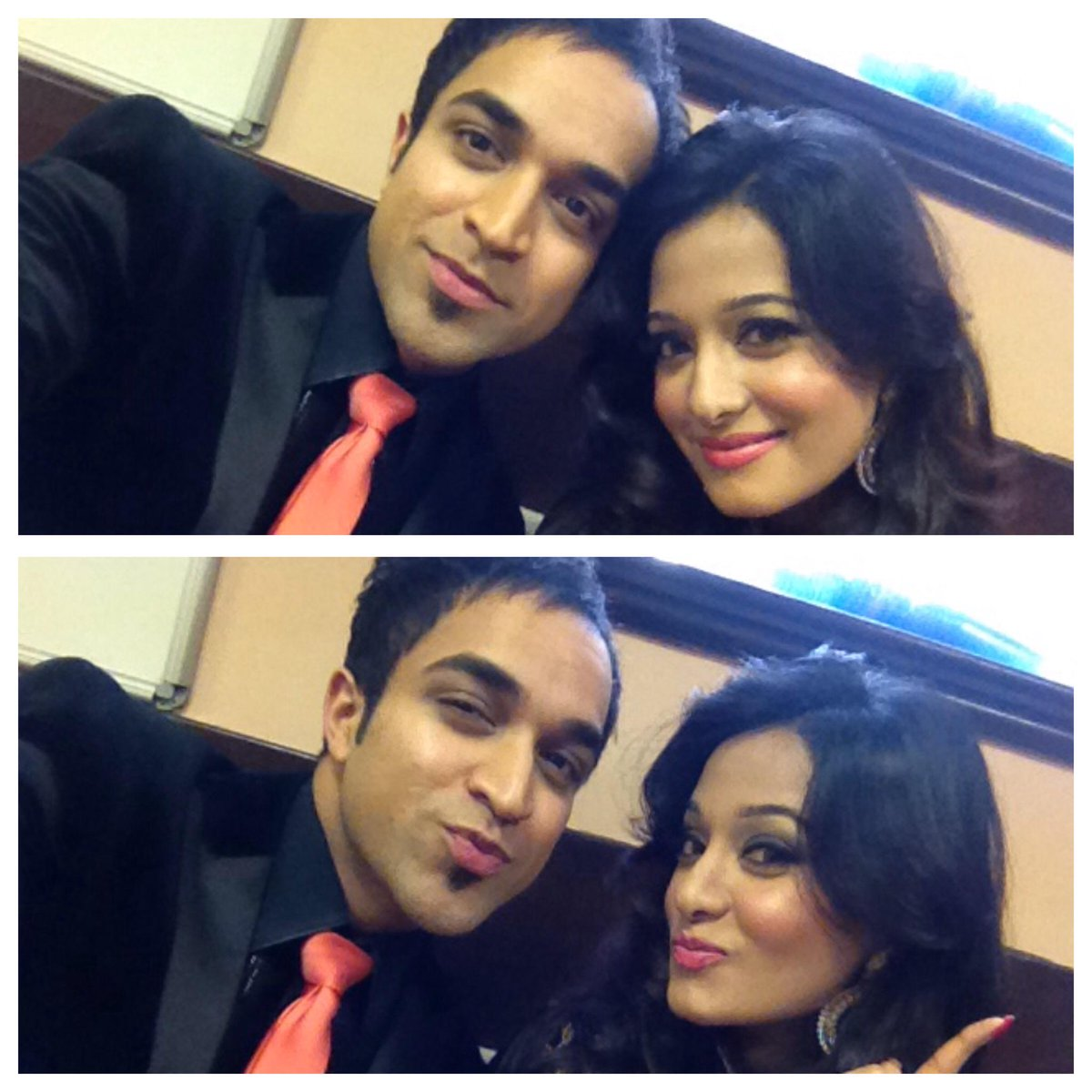 Lots of u hav been asking for more photos of me & the beautiful @preetikatweets backstage @SabrasRadio so this is 4u! http://t.co/1kPcOop3rA
