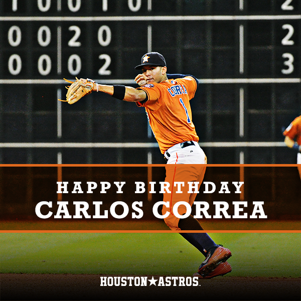 "Houston Astros On Twitter: ""Please Join Us In Wishing A"