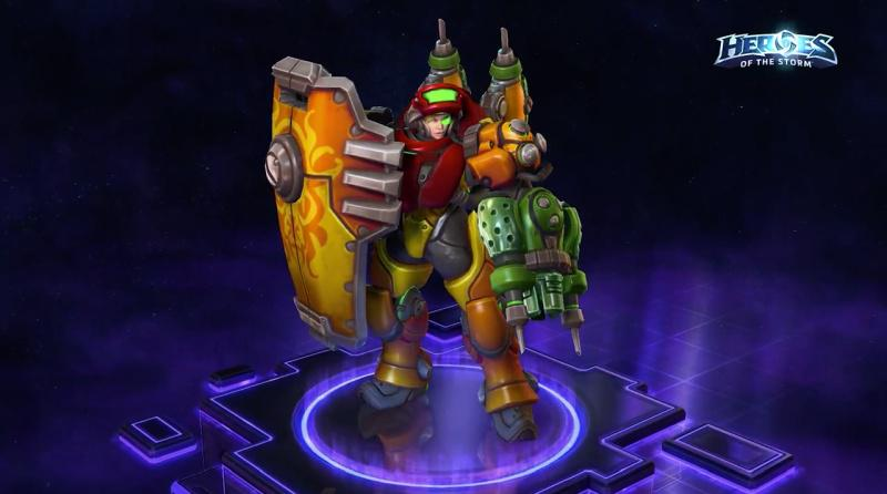 Hearthstone Varia Suit Metroid