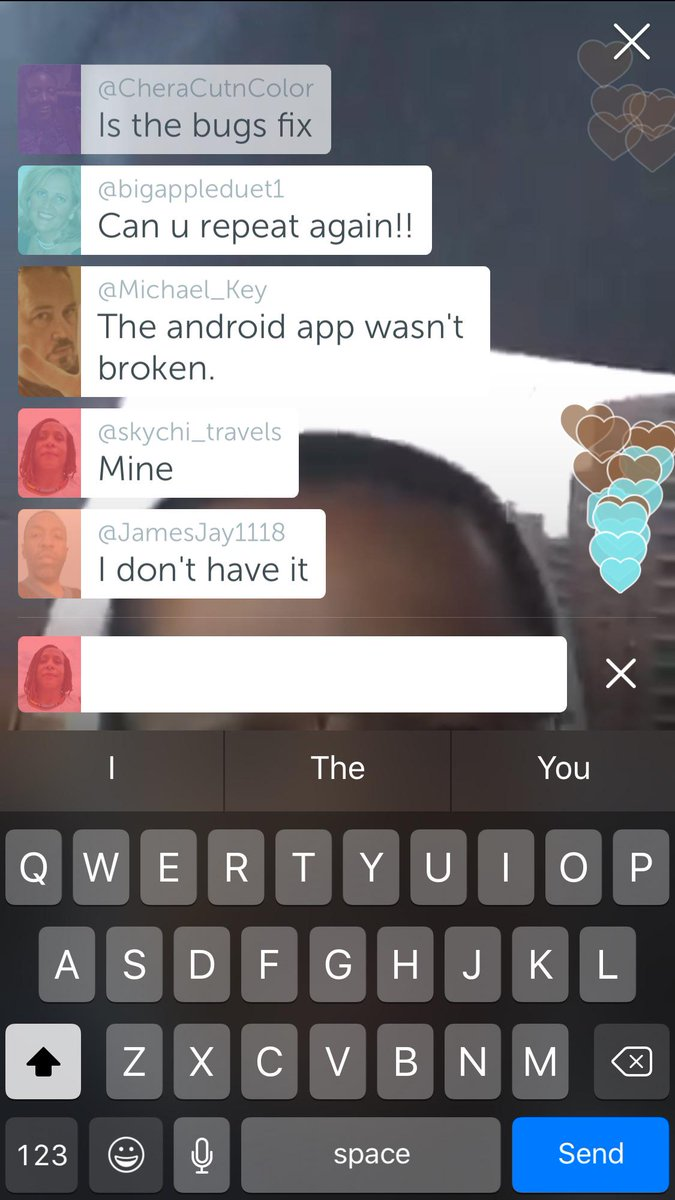 Watching LIVE on #Periscope: BREAKING NEWS: New Periscope Update Is Out, Cool New Features a… https://t.co/gvUvPDko2G http://t.co/tbY5TvcX92
