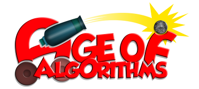 Love #physics #games? Need to brush up on your #maths?  #AgeOfAlgorithms is LIVE!  PLAY NOW: http://t.co/geizCBrNQ9 http://t.co/GGvC8YR0U5