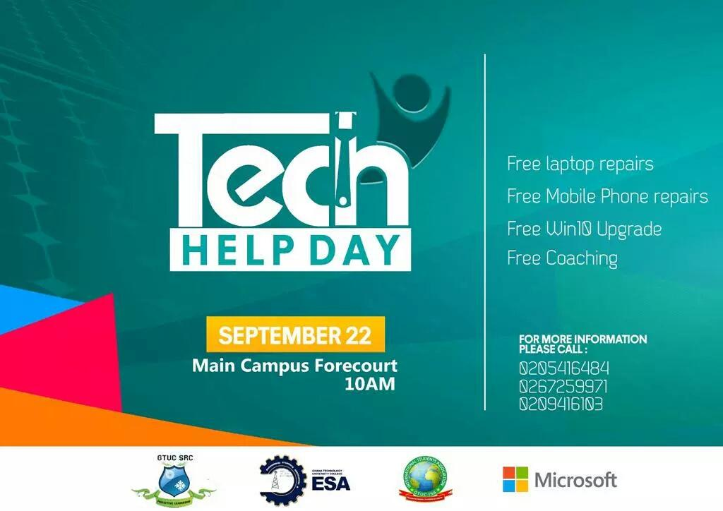 Have issues with your gadgets? be @ #GTUC forecourt, Abeka & talk to the volunteers, they'll sort it out #NVDay15 http://t.co/QfAaFLEIcq