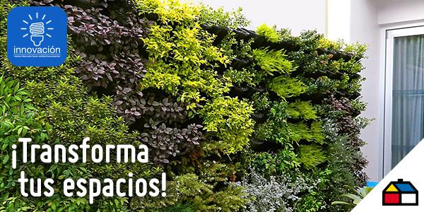 Karina carmona krinacarmona twitter for Jardin vertical sodimac