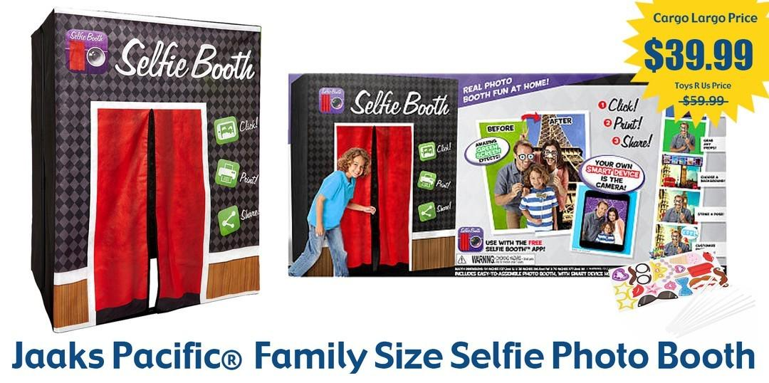 Cargo Largo On Twitter This Family Size Selfie Booth Has Green