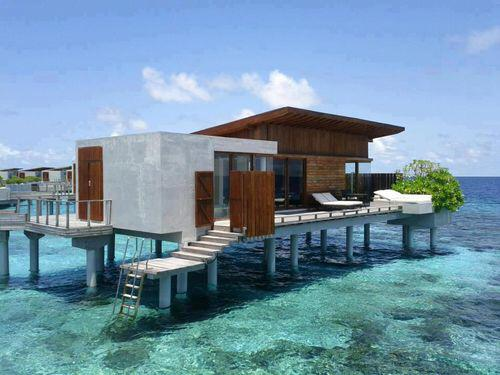 Exotic houses
