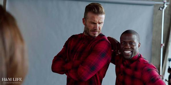 Get a first look of @kevinhart4real & #DavidBeckham in our latest campaign film here! http://t.co/cUPFWWmyaM #HMLife http://t.co/nPKvK7oldC