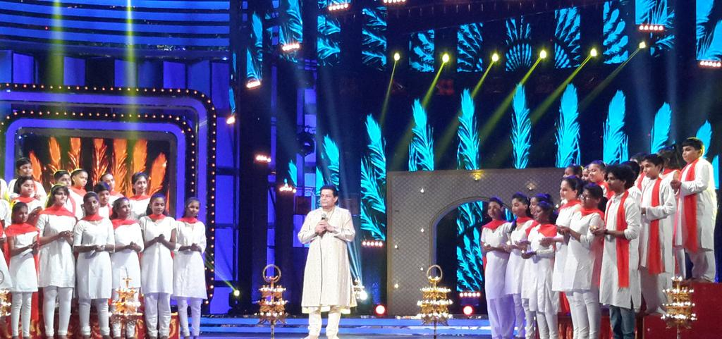 A truly soulful performance by Anup Jalota