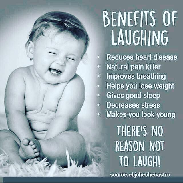 Laughter is the best medicine... Do it enough & it's an ab #workout   #health #wellness #humor #comedy #LOL http://t.co/K37bMjqwDq