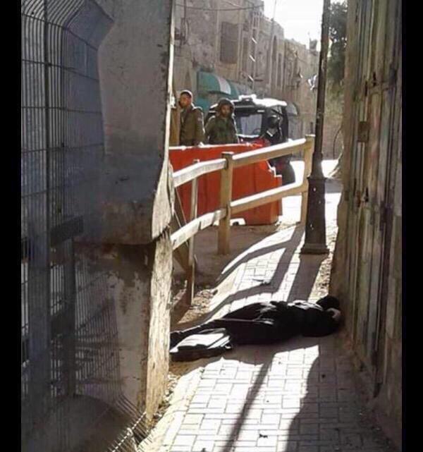 فلسطينية مرابطة نقابها ورفضت التفتيش فقتلها الصهاينة الكلاب CPhlfX2WoAAsTXR.jpg