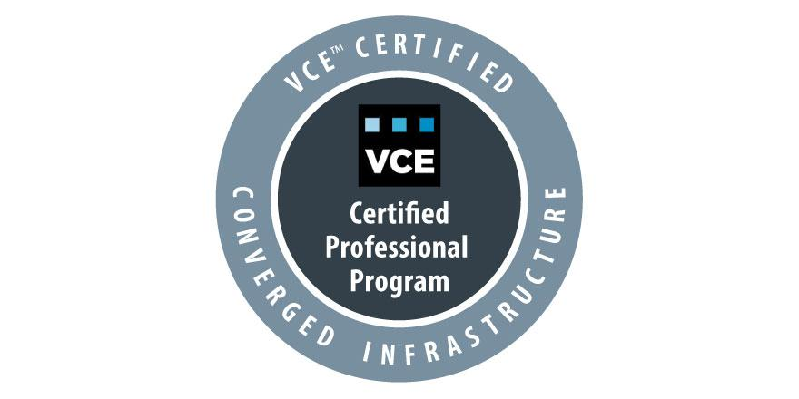 Dell Emc Converged On Twitter Vce Certified Professionals Try The