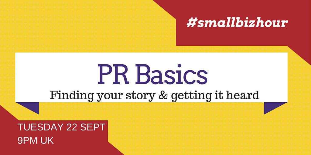 Thumbnail for Getting PR for your small business