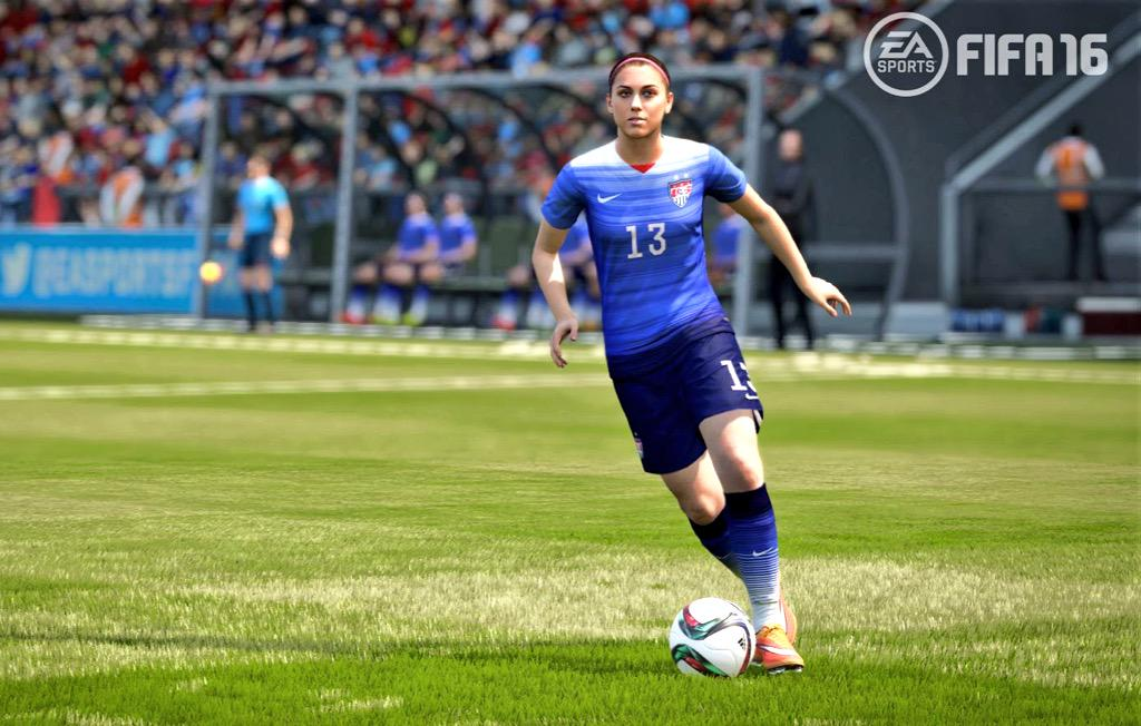 #FIFA16 GIVEAWAY!  Follow us (@u90soccer) & RT for your chance to win a copy of FIFA16 for Xbox One. http://t.co/kqvyNIQuZB