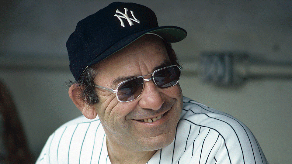 On this day in 1946, Yogi Berra made his MLB debut. An SI Vault story on Yogi from 1984: http://t.co/mMyx0xGxoa http://t.co/TMcCueWdk5